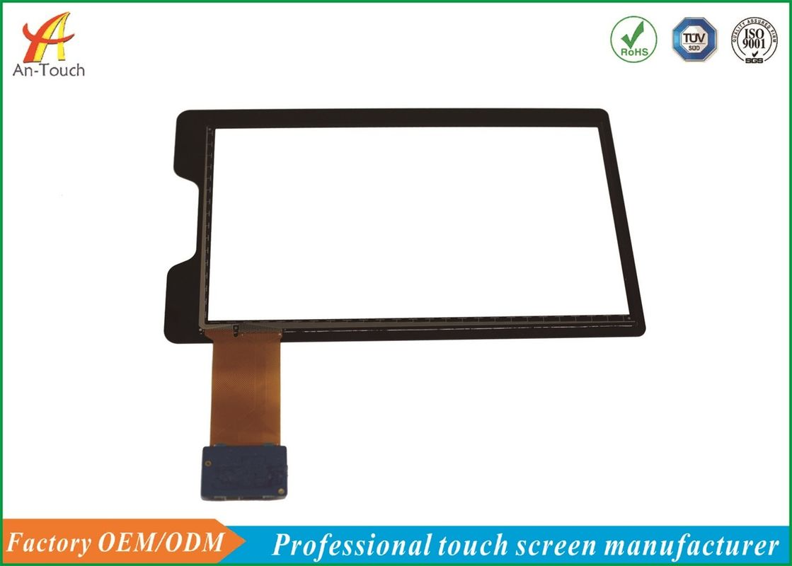Anti Collision Car Touch Panel 10.1 Inch 1280x1024 Resolution For Dvd Player Display