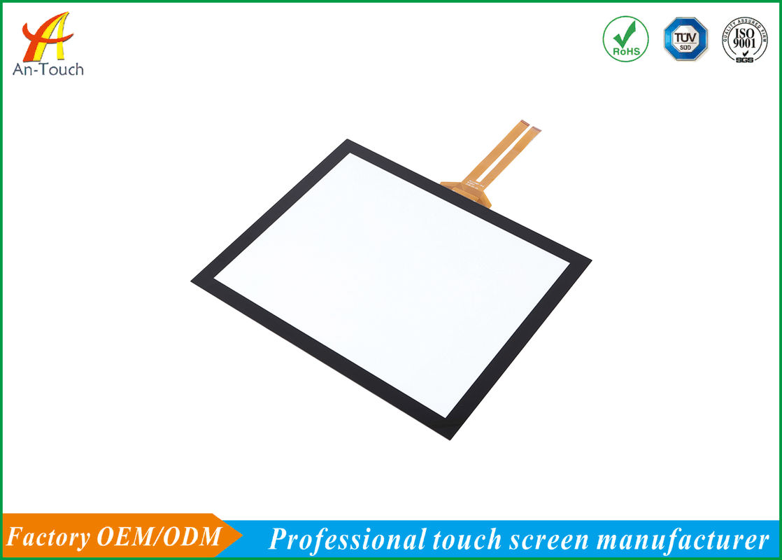 USB Capacitive Multi Touch Screen , Front Waterproof Industrie Touch Panel