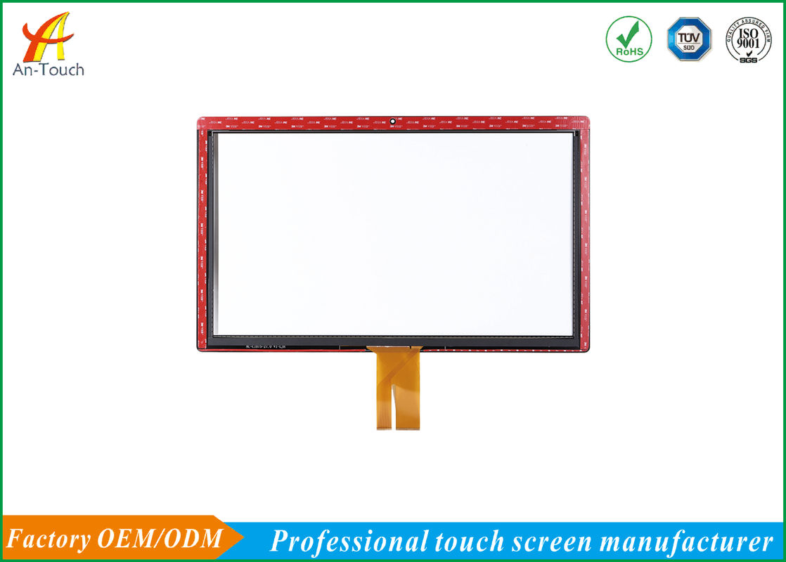 Long Life Capacitive Touchscreen Display , LCD Capacitive Touch Screen Panel