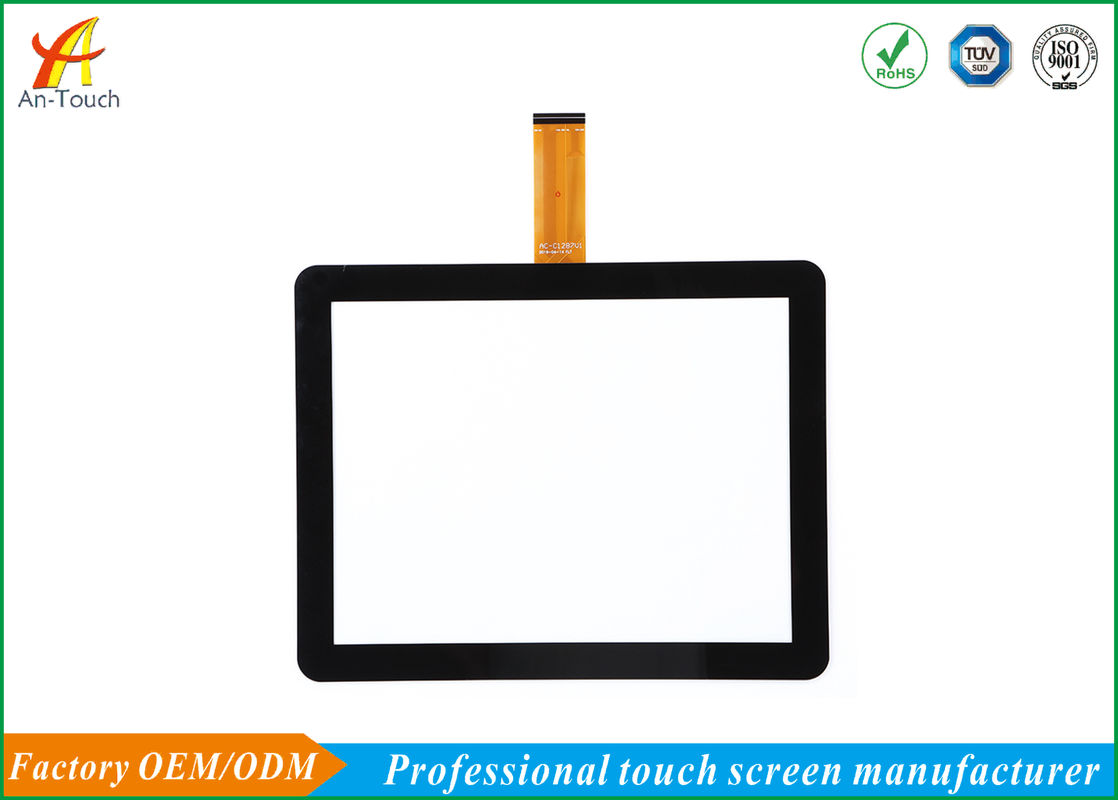 USB Powered Advertising Touch Screen RS232 Interface Sensitive Response